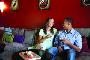 Couples love visiting Claremont CA