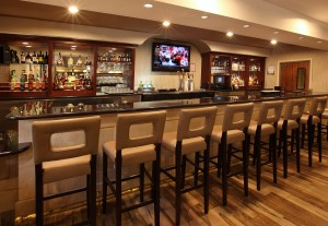 The Orchard hotel bar at DoubleTree by Hilton Claremont CA