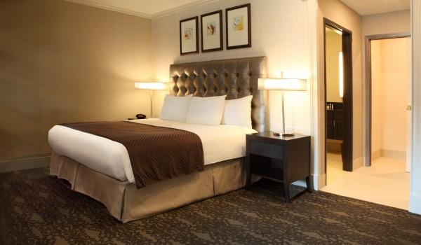 DoubleTree by Hilton suite Claremont CA