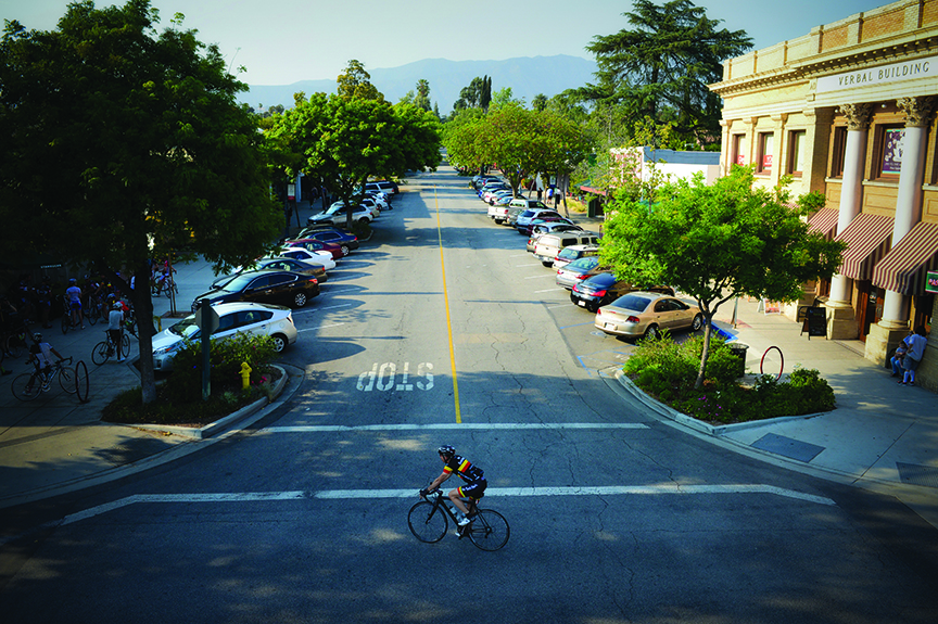 Claremont Village in Claremont CA