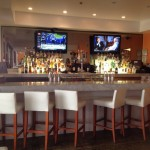 New bar at The Orchard at DoubleTree Claremont