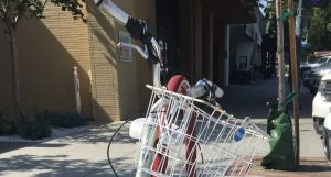 Bicycle in Claremont Village