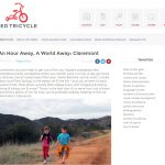 Claremont Red Tricycle review