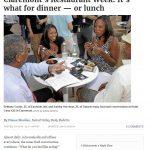 Daily Bulletin Claremont Restaurant Week