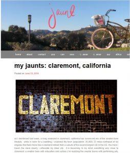 Jaunt Claremont