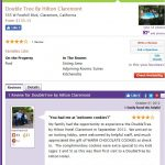 Trekaroo Claremont page