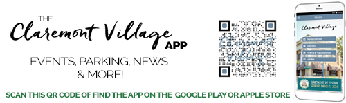 download the Claremont Village mobile app for the City of Claremont