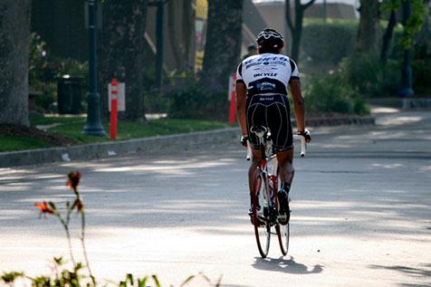 claremont ca california bicycle bicyclists biking tour itinerary