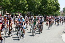 AMGEN Tour start in Claremont