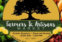 Claremont Farmers Market