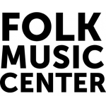 Folk Music Center word logo