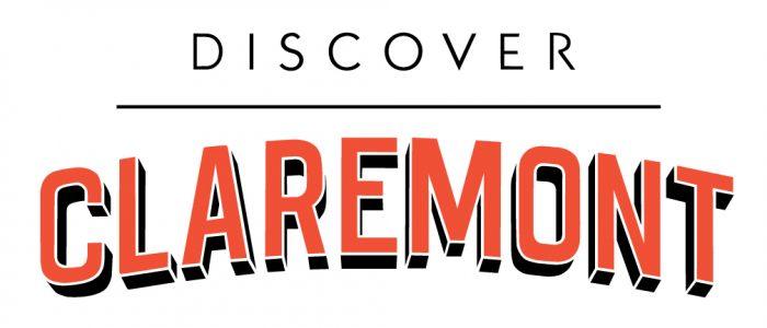 Discover Claremont logo 2020