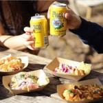 Petiscos tacos and beer in Claremont, California