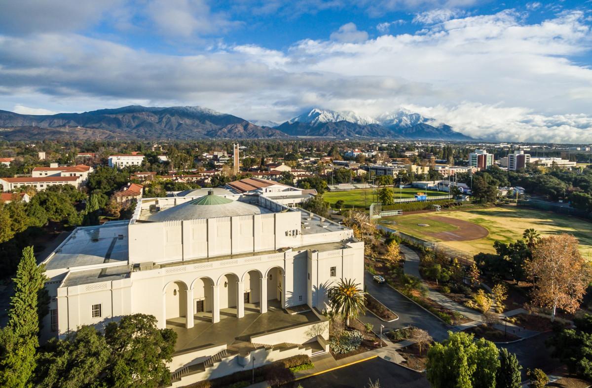 Bridges Auditorium in Claremont, CA