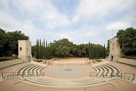 Sontag Greek Theatre in Claremont, CA