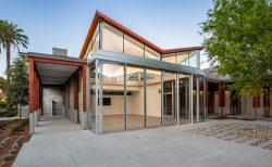 Benton Museum in Claremont, CA exterior