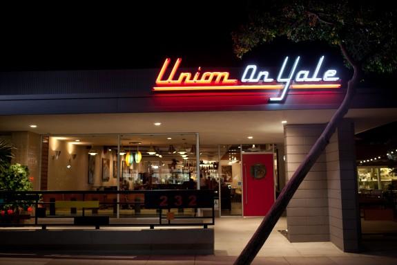 Union on Yale