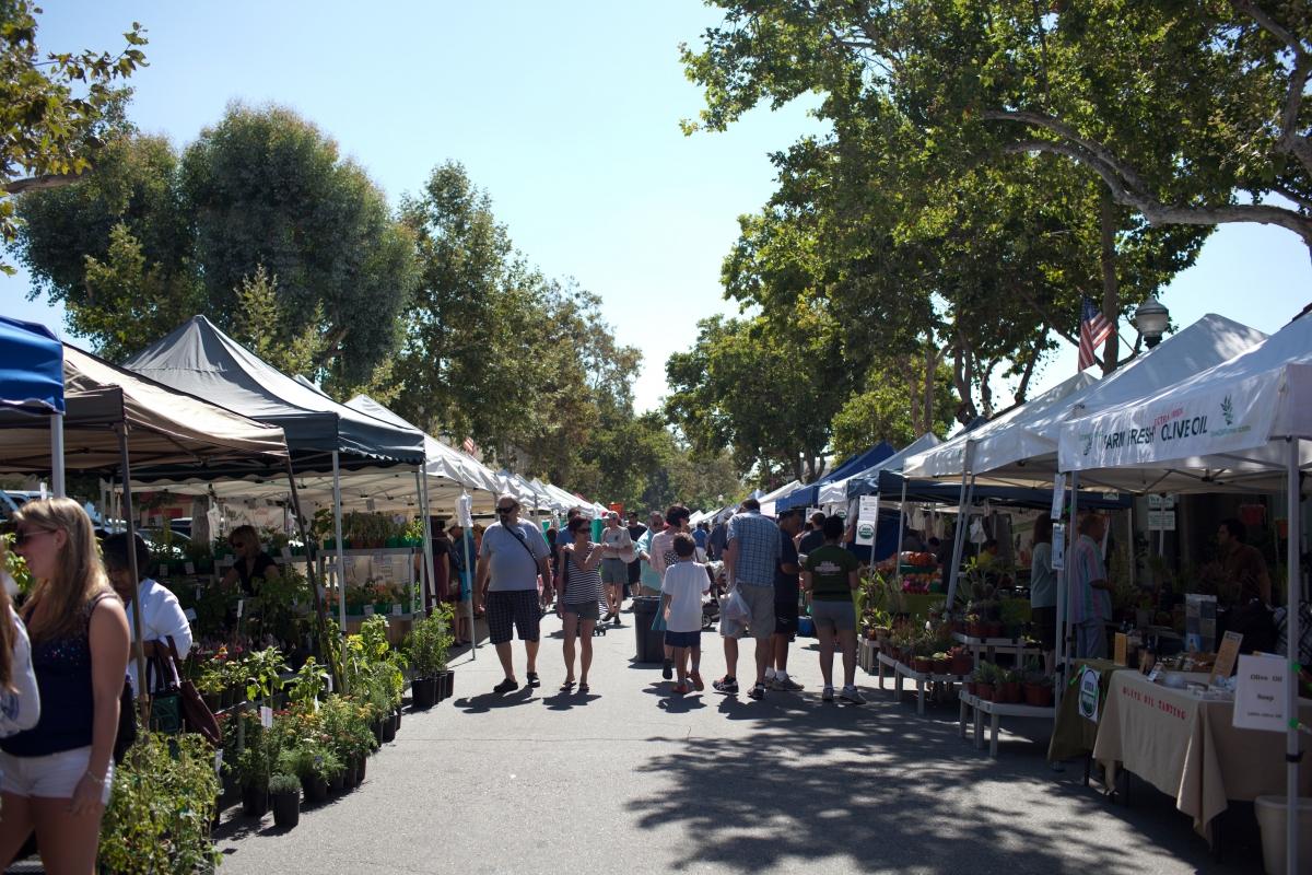 Claremont California Craft Fair
