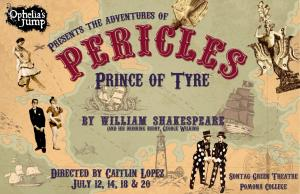 2019 Midsummer Shakespeare Festival in Claremont - Pericles