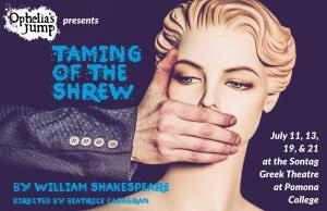 2019 Midsummer Shakespeare Festival in Claremont - Taming of the Shrew
